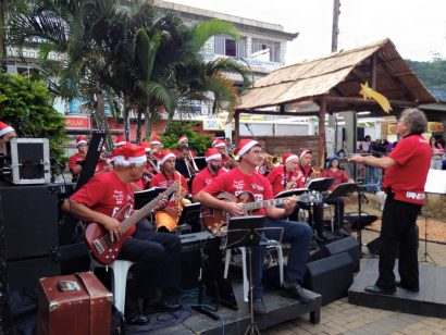 Festa de Natal Franco da Rocha 2015